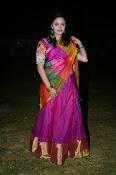 Malavika nair photos in half saree-thumbnail-14