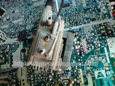Fly Back 8-598-850-01 para KV-25FS120