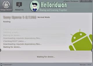 Cara Root Android Dengan Aplikasi Kingo Android ROOT