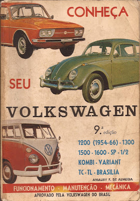 Livro Conheça seu Volkswagen