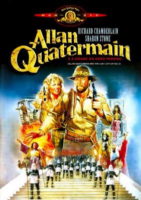 Filme Allan Quatermain E A Cidade Do Ouro Perdido   Dublado