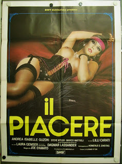 The Pleasure 1985 aka Il piacere