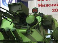 Модернизированная БМП-1М