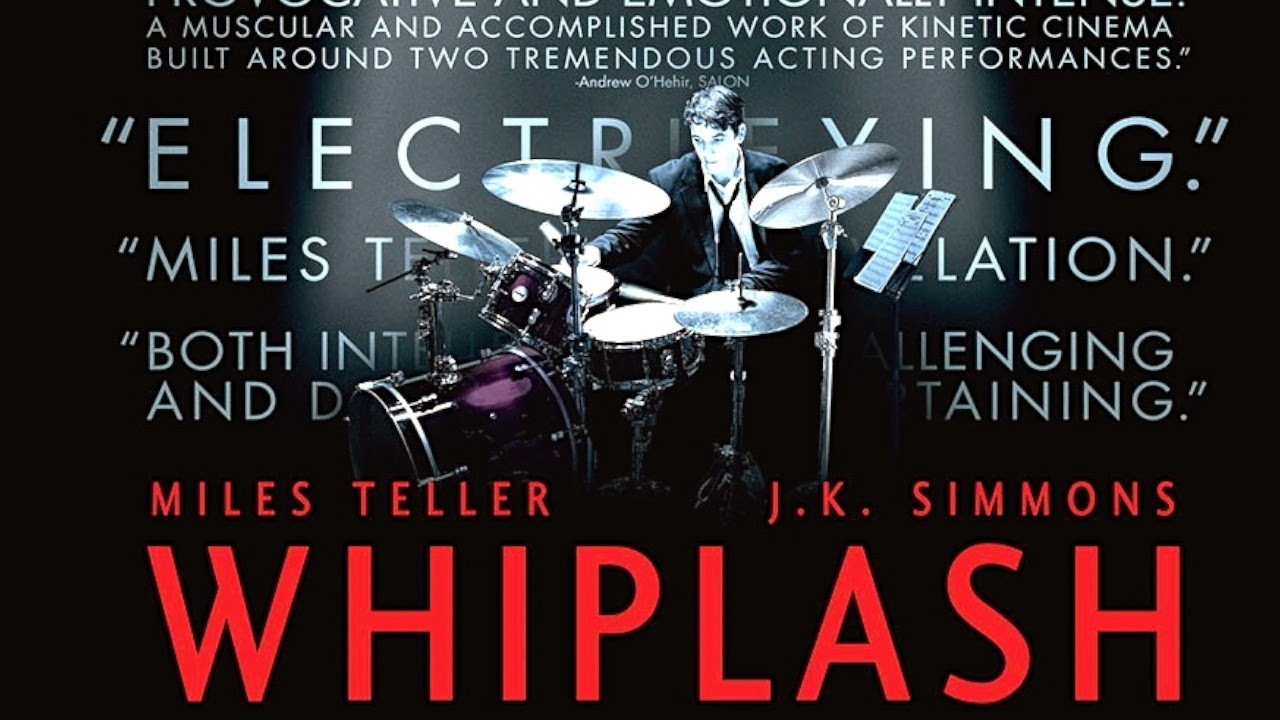 Frases de la película Whiplash
