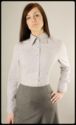 Koleksi model kemeja wanita terbaru