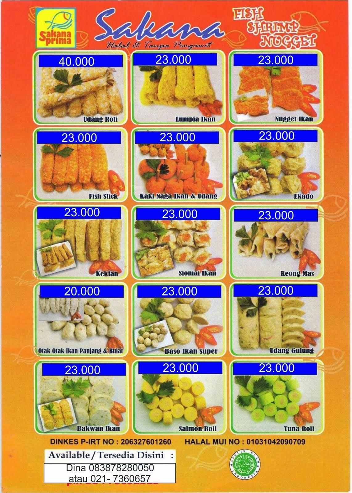 Sakana Food