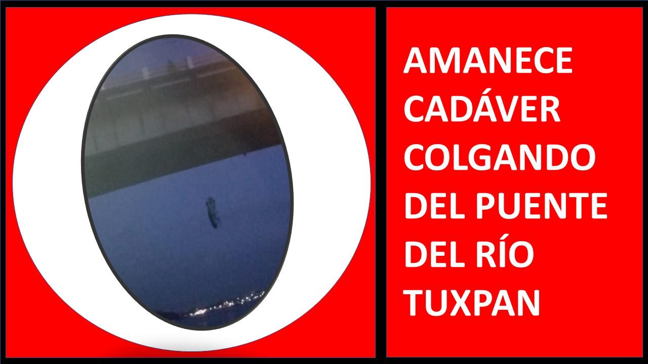 CADÁVER COLGANDO