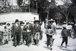 La Revolución Mexicana en nuestra región