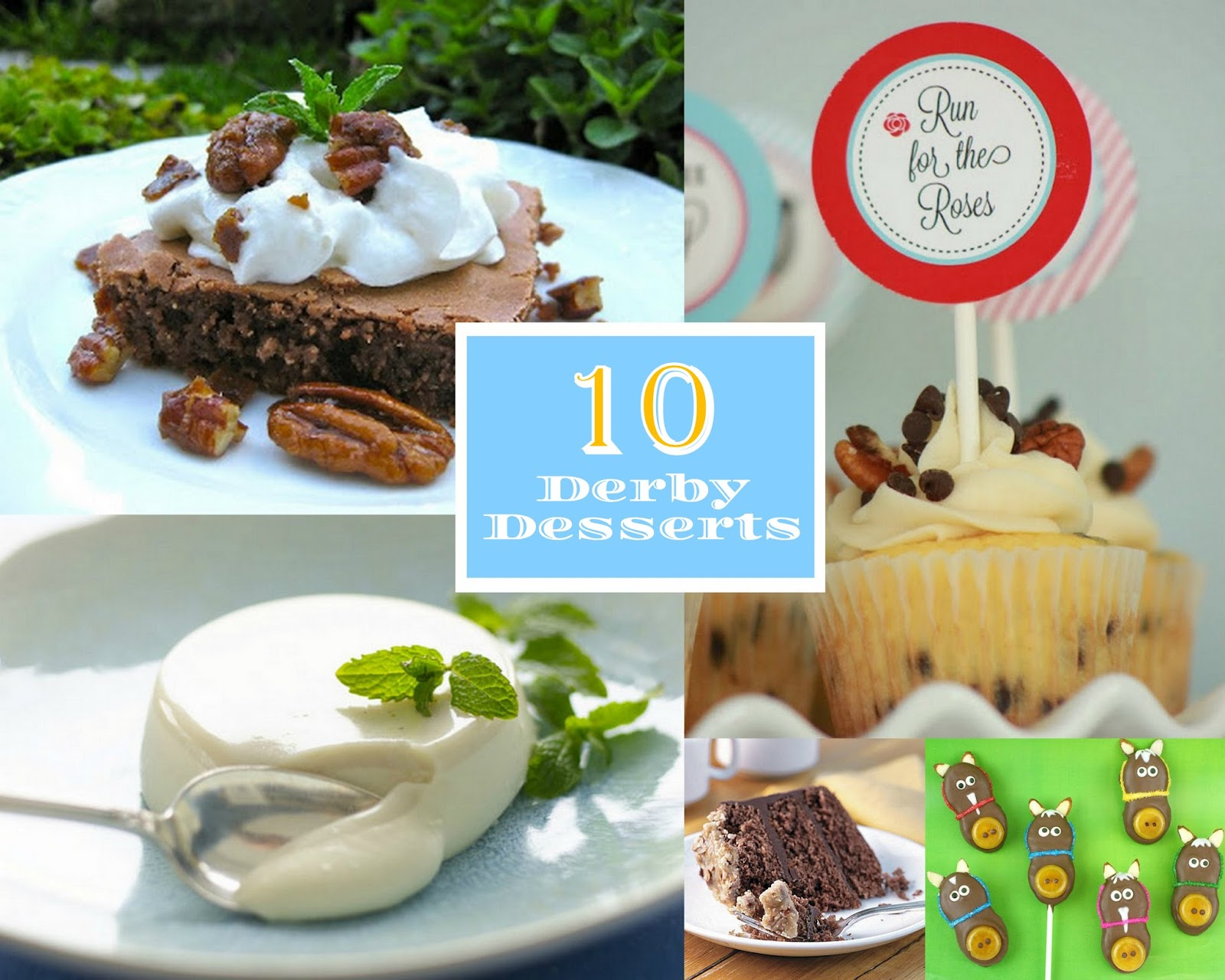 10 delicious kentucky derby dessert recipes mirabelle creations 10 delicious kentucky derby dessert recipes forumfinder Image collections