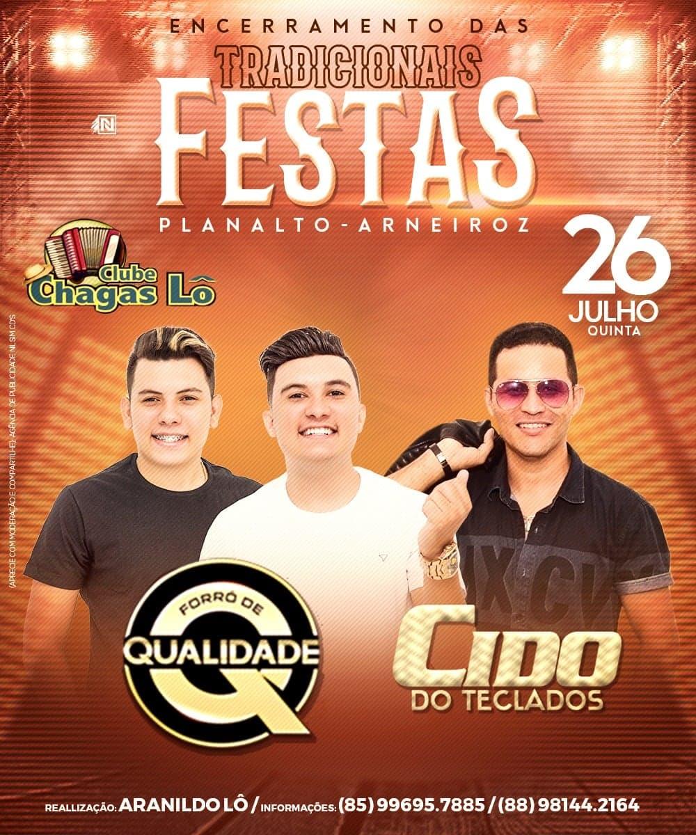 Festejos de Planalto - Arneiroz 2018