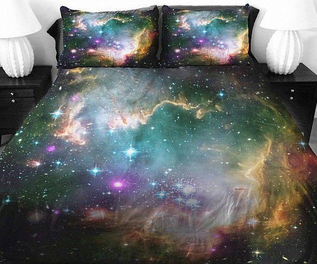 Spey Alas Tempat Tidur Serasa di luar angkasa-7