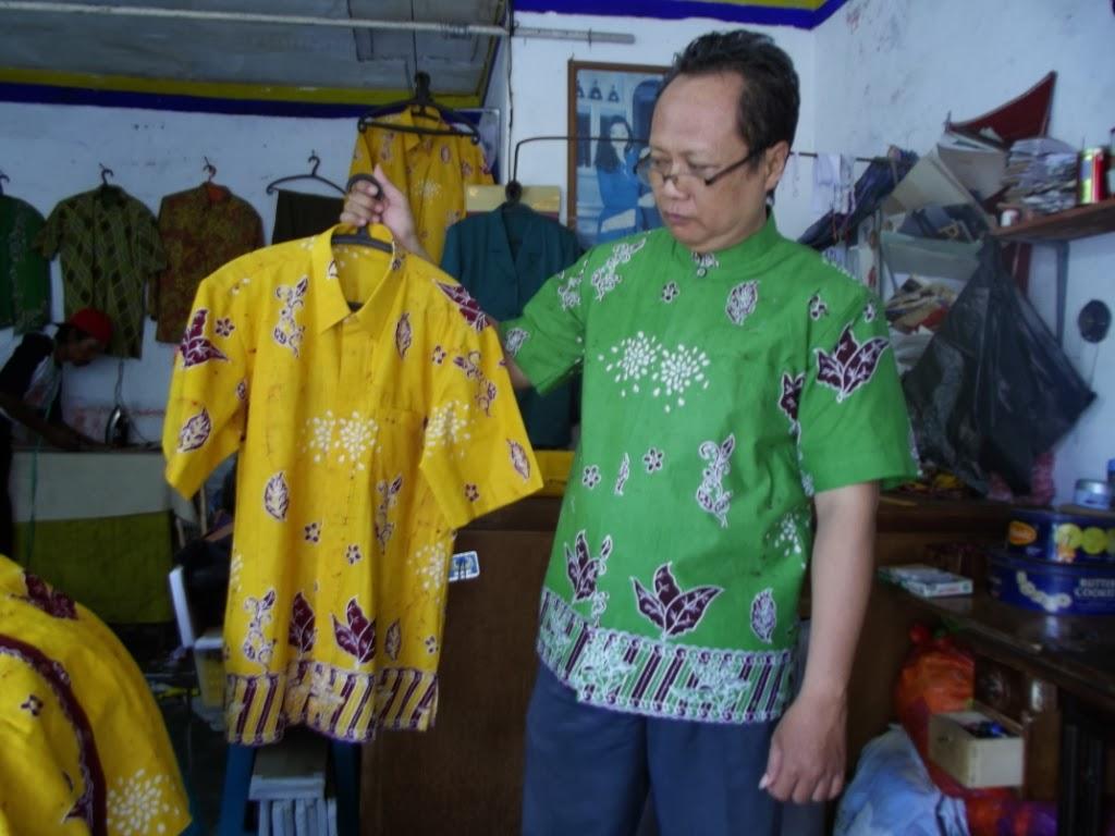 Batik Khas Jember