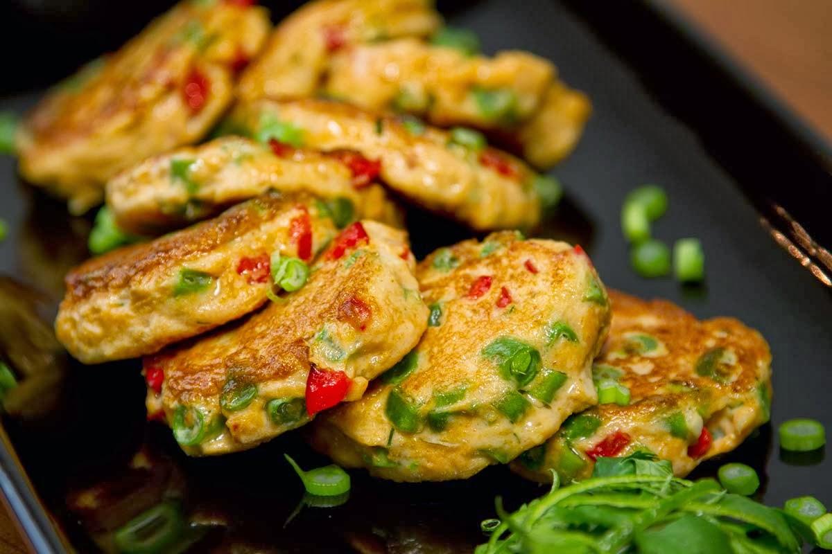 Spicy Thai Fish Cakes Recipe