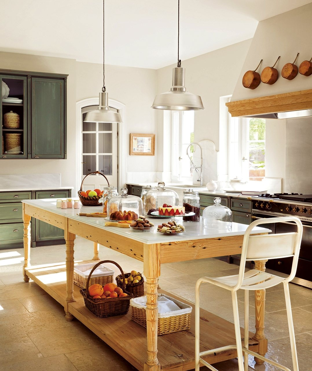 Ideas para el hogar - El mueble cocinas ...