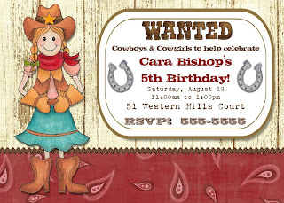 Bear river photo greetings howdy partner cowboy or cowgirl just click on the image below to purchase or see more available designs to match this cowboy or cowgirl birthday invitation filmwisefo
