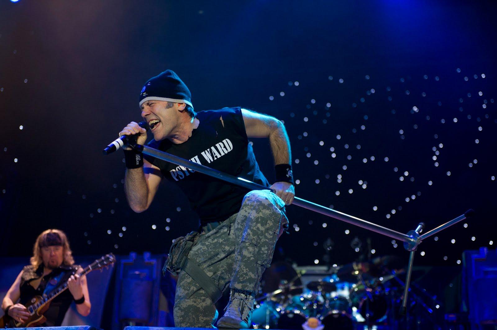 Iron Maiden gira por Sur America 2013