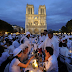 The White Dinner in Paris