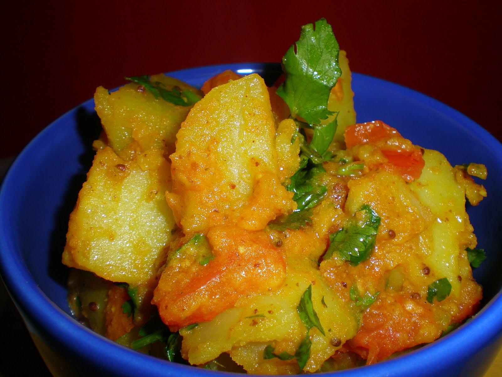 La cocinera novata patatas bombay receta de jamie oliver for Cocina 5 ingredientes jamie oliver