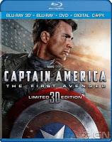 Captain America The First Avenger 3D (2011)