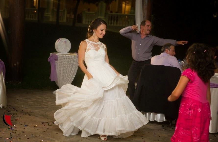 танцуваща булка
