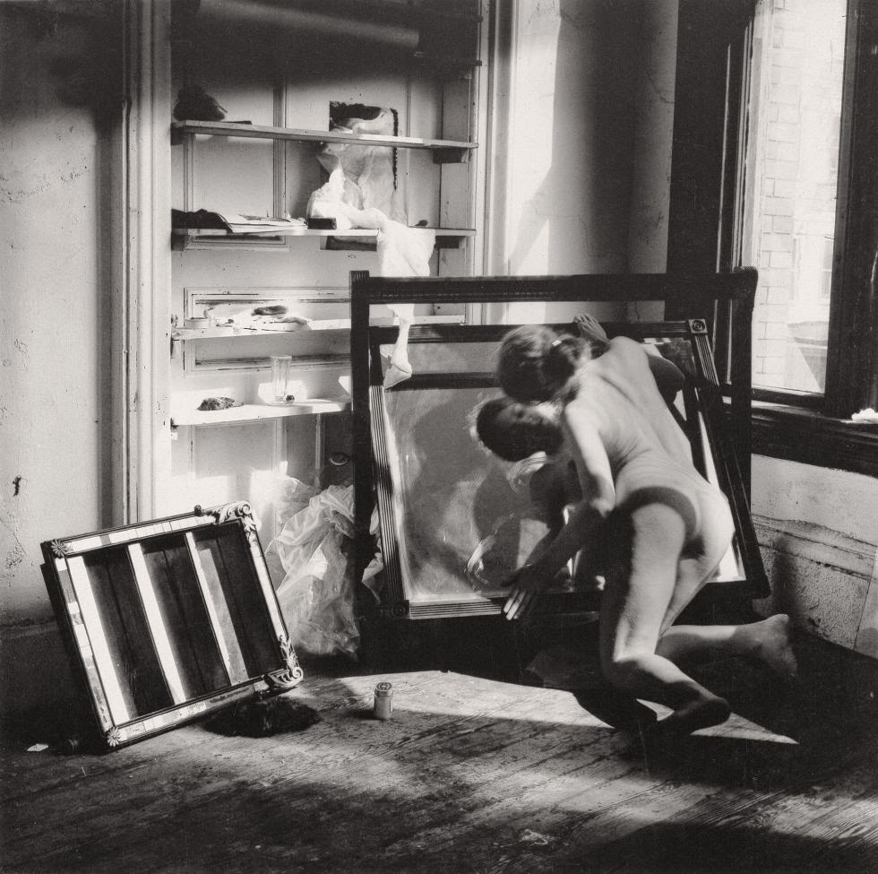 from francesca woodman and the mirror A woman: a mirror a woman is a mirror for a man, by francesca woodman the photographer francesca woodman only lived to be 23 years old, but her remarkable body of work has co.