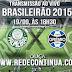 BRASILEIRÃO - PALMEIRAS x GRÊMIO - 18h30 - 19/09