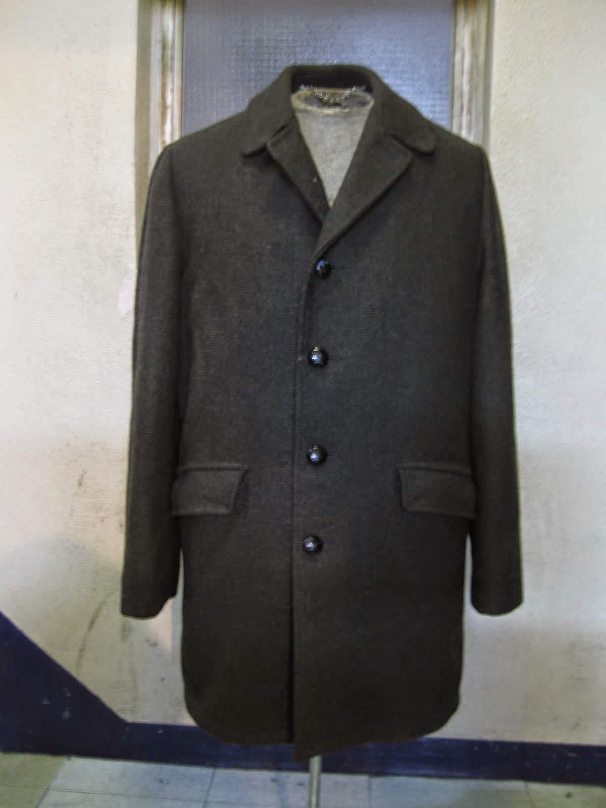 60's MINT コンディション               「LAKELAND」               TWEED COAT