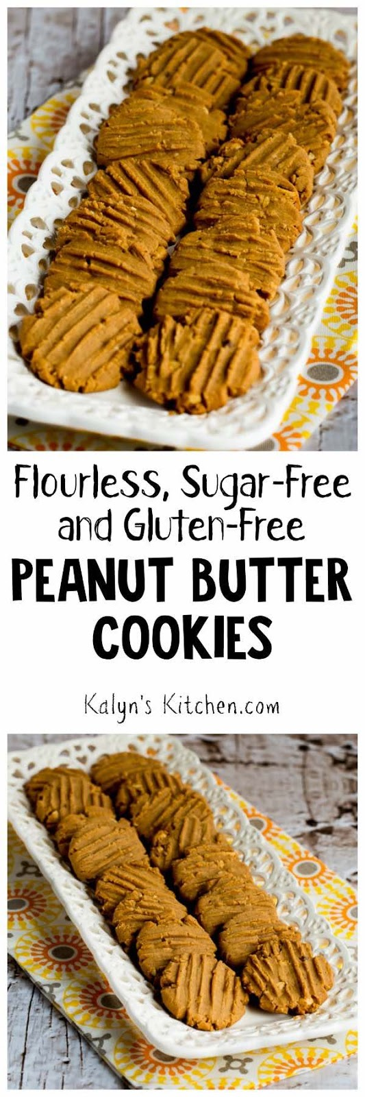 Sugar-Free And Flourless Chocolate And Oatmeal Cluster Cookies Recipes ...