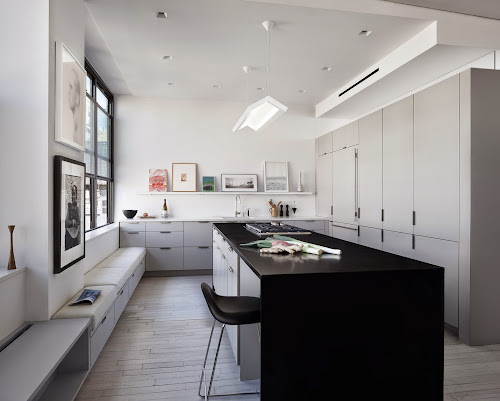 17th street loft by IdS/R Architecture