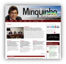 Clique aqui e conheça o novo Site do Deputado