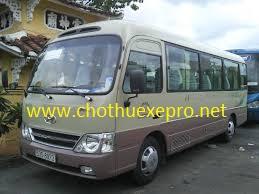 Cho thuê xe 29 chỗ tại Hà Nội chuyên nghiệp