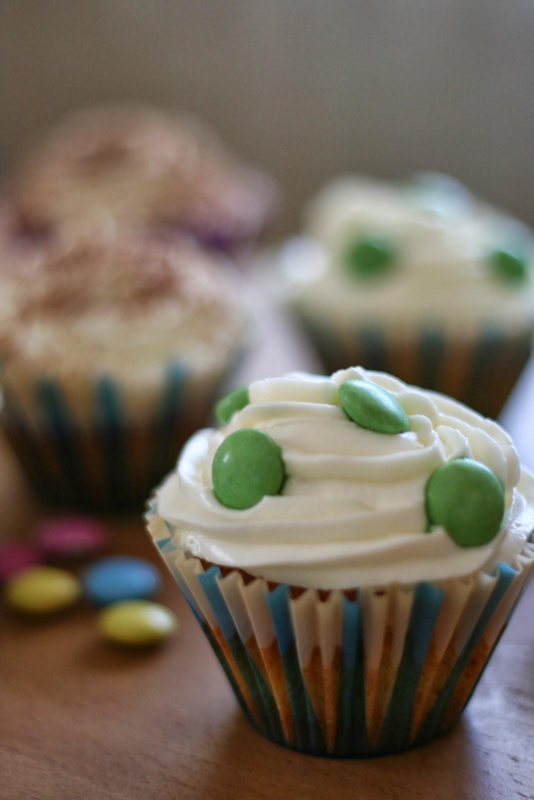irish cupcakes o cupcake di san patrizio