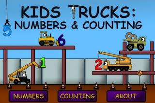 Kids Trucks App