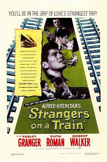 Watch Strangers on a Train (1951) movie free online