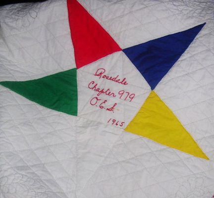 Barbara Brackmans Material Culture Five Pointed Stars On The Fourth