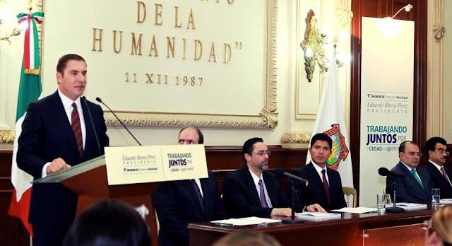 nuevos proyectos de infraestructura para Puebla Capital