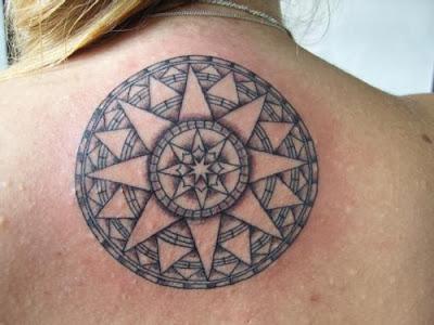 Desenhos de Tattoos de Sol