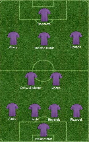 destaques semi finais uefa champions league 2012/2013