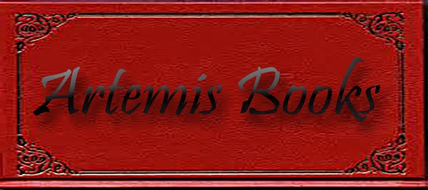Artemis Books Featured Author