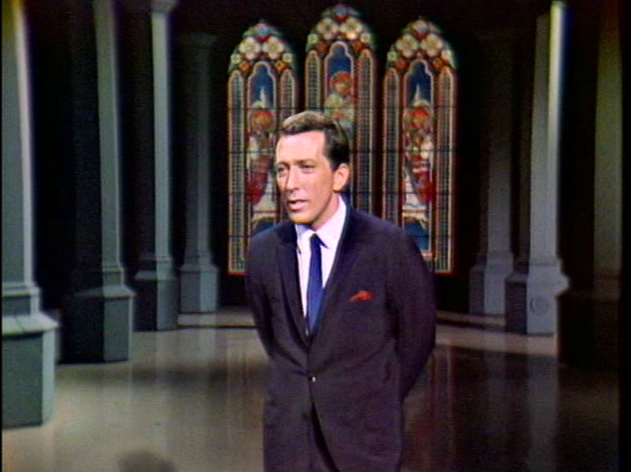 andy williams christmas music videos