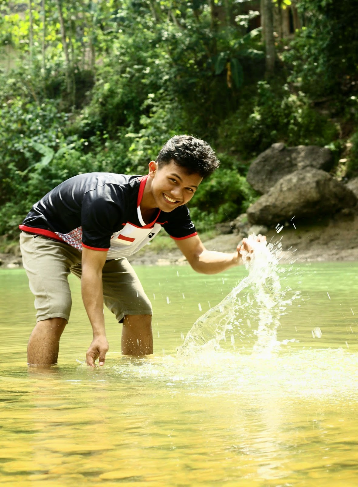 main air di sungai