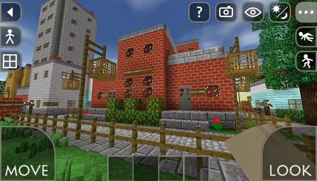 Android apps apk datos survivalcraft android apk for Explore craft survival pe