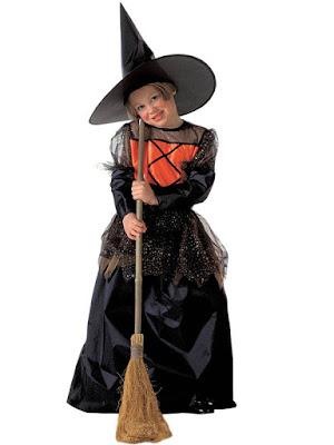 Halloween Heksekostume