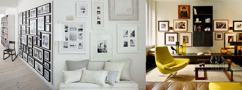 photo frames can pleasantly accessorize a room goodiy