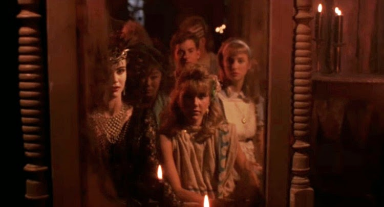 A Vintage Nerd, Classic Film Blog, Old Hollywood Blog, Classic Spooky Films, Vintage Blog, Night of the Demons