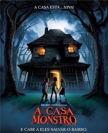 A Casa Monstro Dublado Online