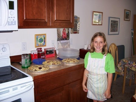 Maddie the baker