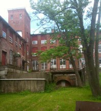 Lymansville Worsted Mill, North Providence, RI