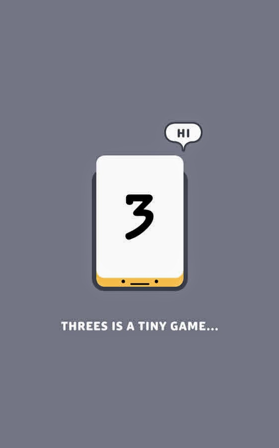 Threes! v1.0 Full Apk İndir