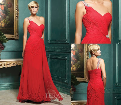 rote abendkleider - Tiffany Kleider - Abendkleider Tiffany rot
